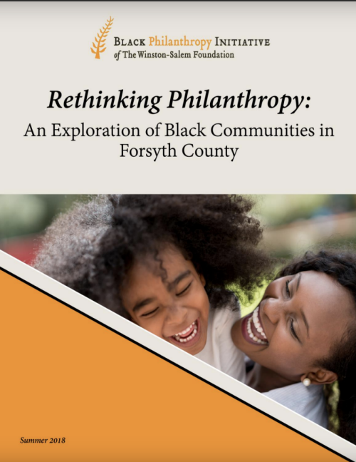 Rethinking Philanthropy