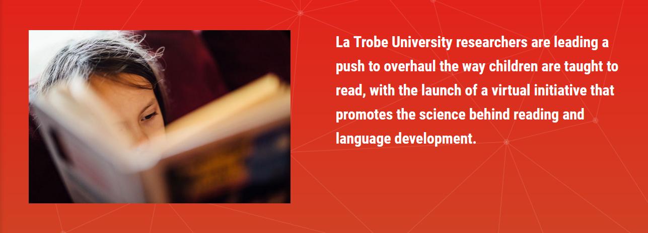 Read about LaTrobe's Research