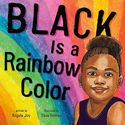 Black Is a Color of the Rainbow